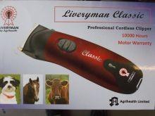 Liveryman Classic Cordless Clipper
