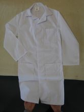 Adult's White Show Coat